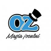 Logo Oz Magia Jocului