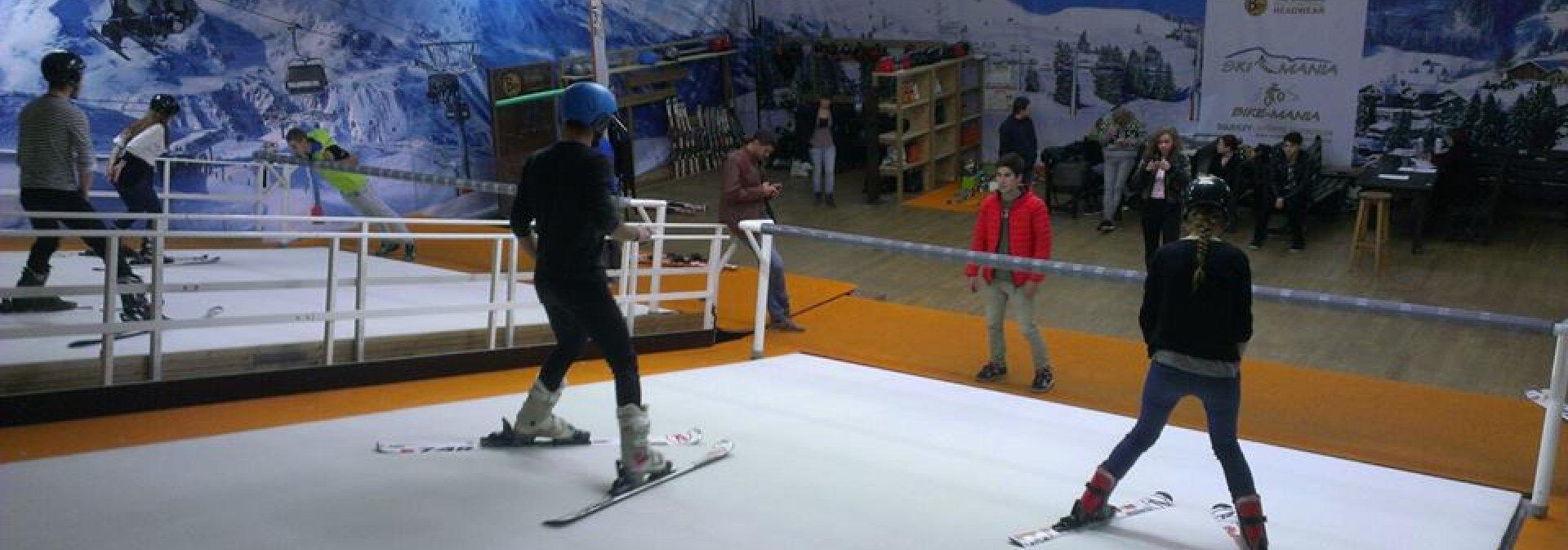 Ski-Mania, Iași