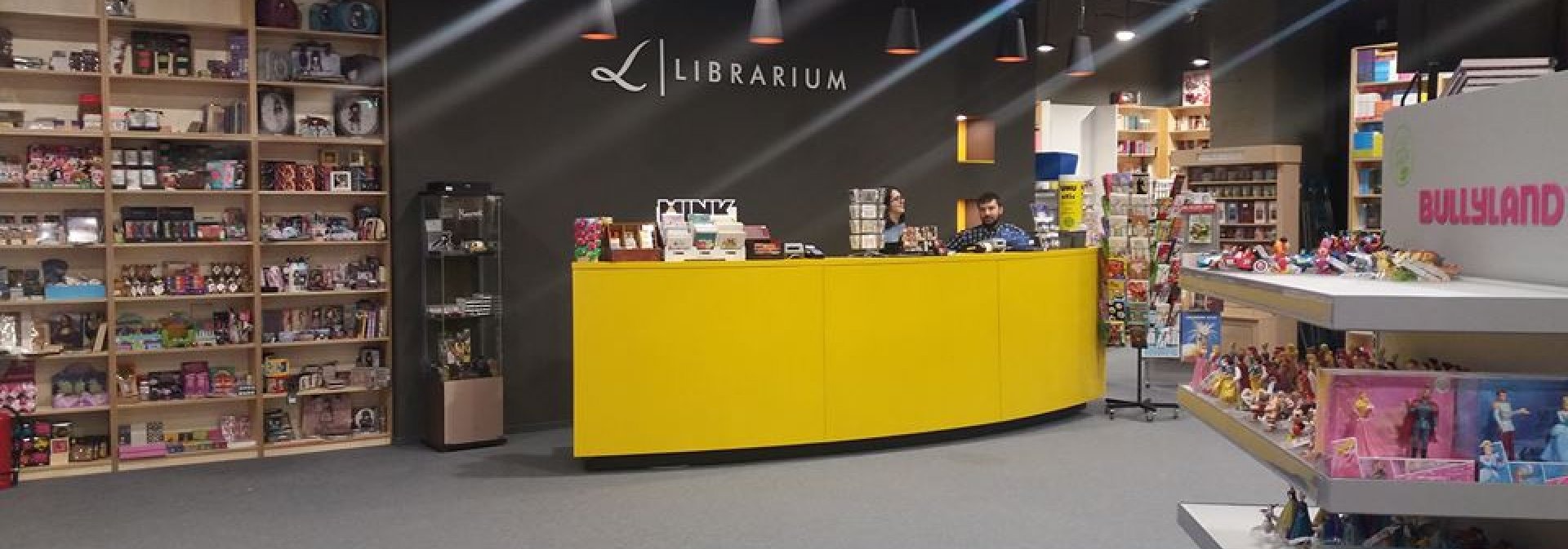 Librarium (Carrefour Felicia), Iași