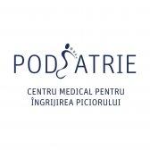 Logo Centrul Medical de Podiatrie
