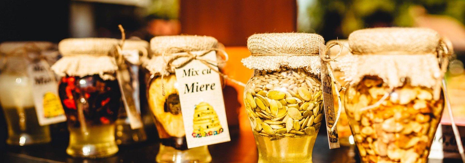 Prisaca Hambărașul cu miere, Iecea Mare, Timiș