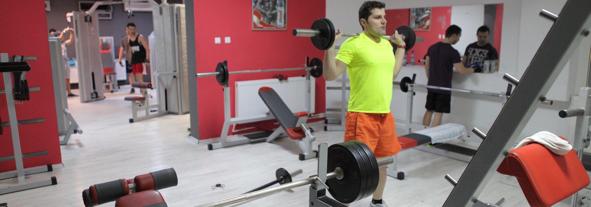 San Gym, Iași