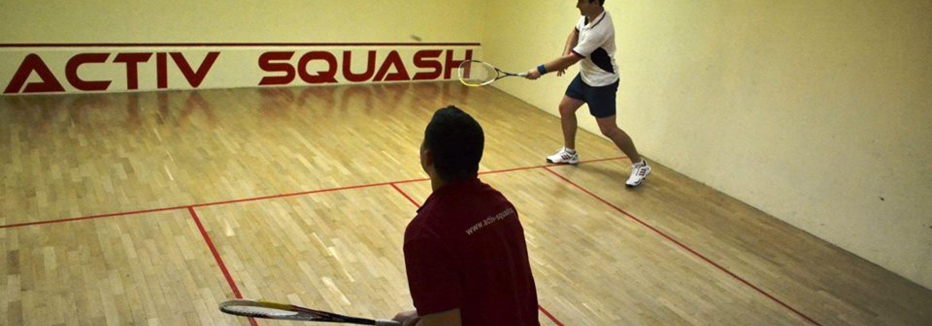 Activ Squash, Municipiul București, București