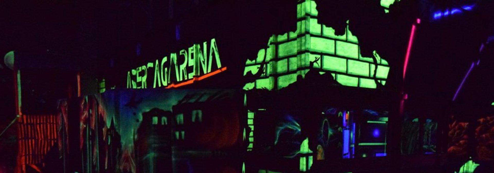 Lasertag Arena, Municipiul București, București