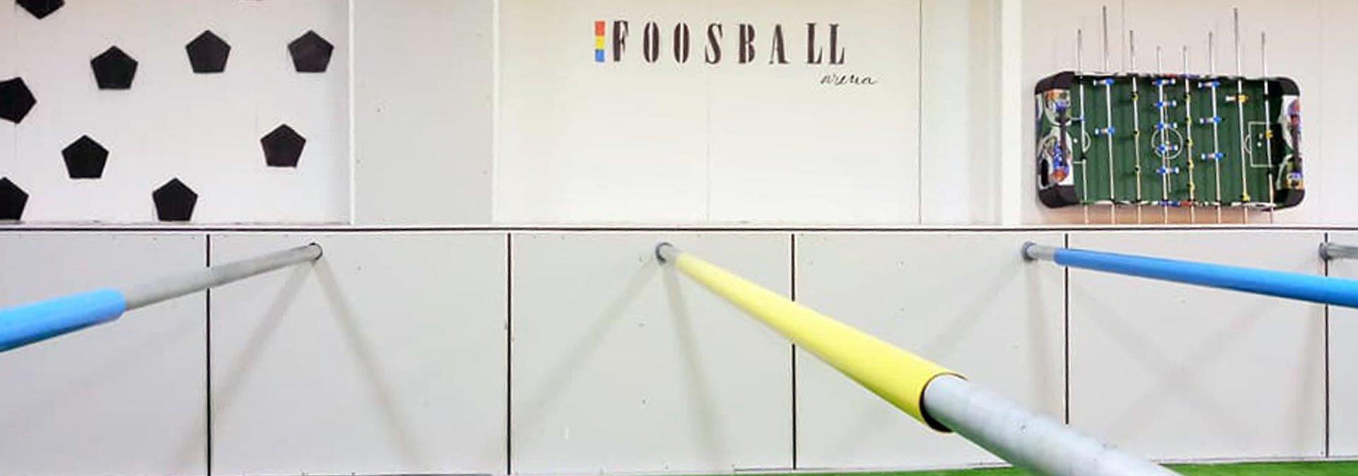 Foosball Arena, Municipiul București, București