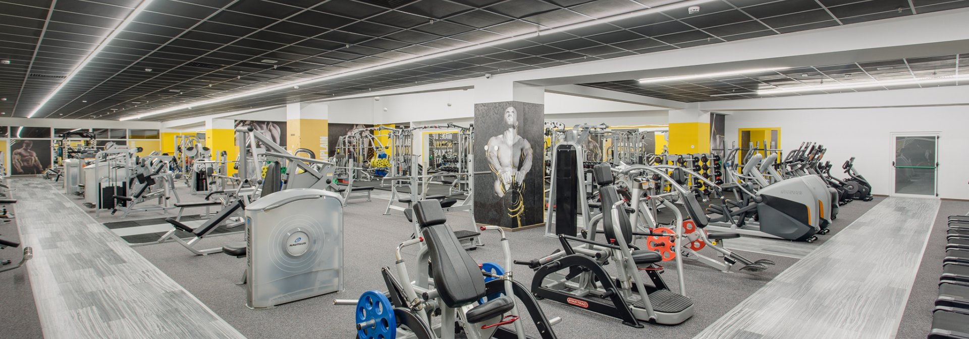 Connect Fitness Center, Suceava