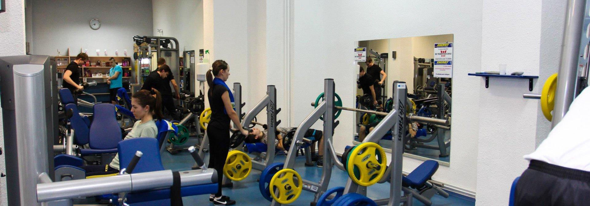 ENERGY Bodybuilding & Fitness, Cluj-Napoca, Cluj