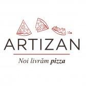 Logo Artizan Pizza