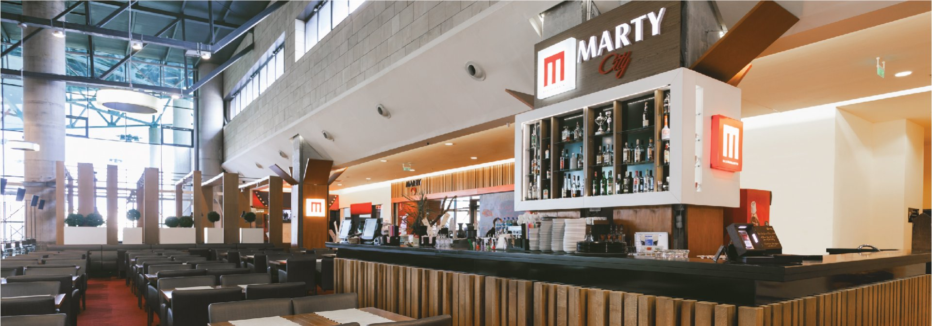 Marty Restaurants (Marty City), Cluj-Napoca, Cluj
