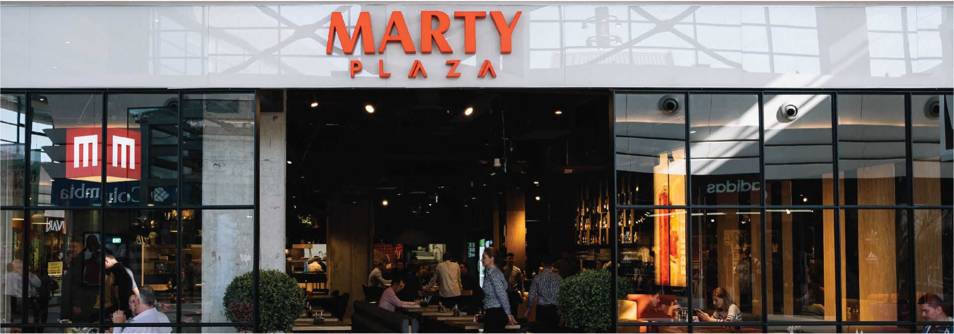 Marty Restaurants (Marty Plaza), Municipiul București, București