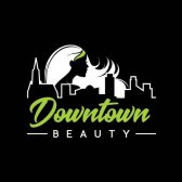Logo Downtown Beauty