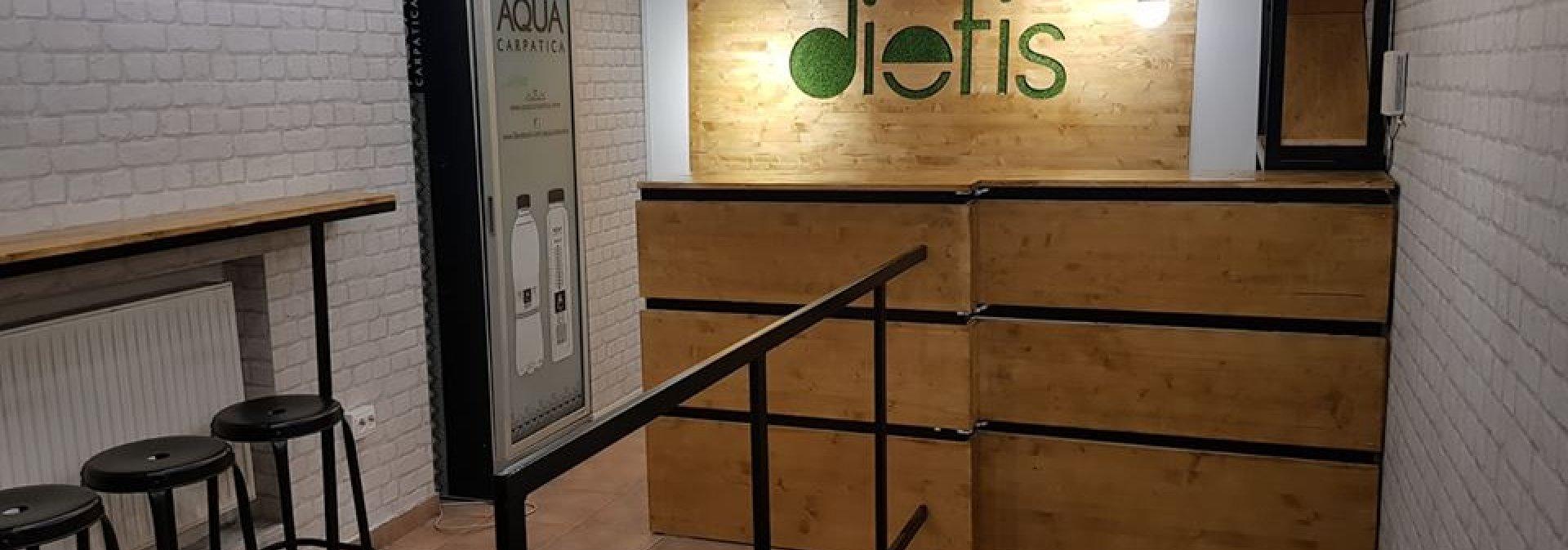 Dietis Gym (Piața Unirii), Iași