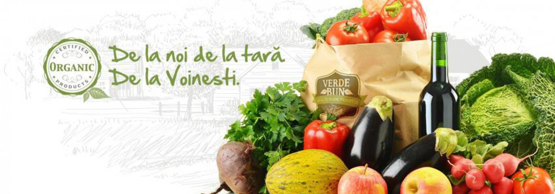 Verde Bun, Voinești, Iași
