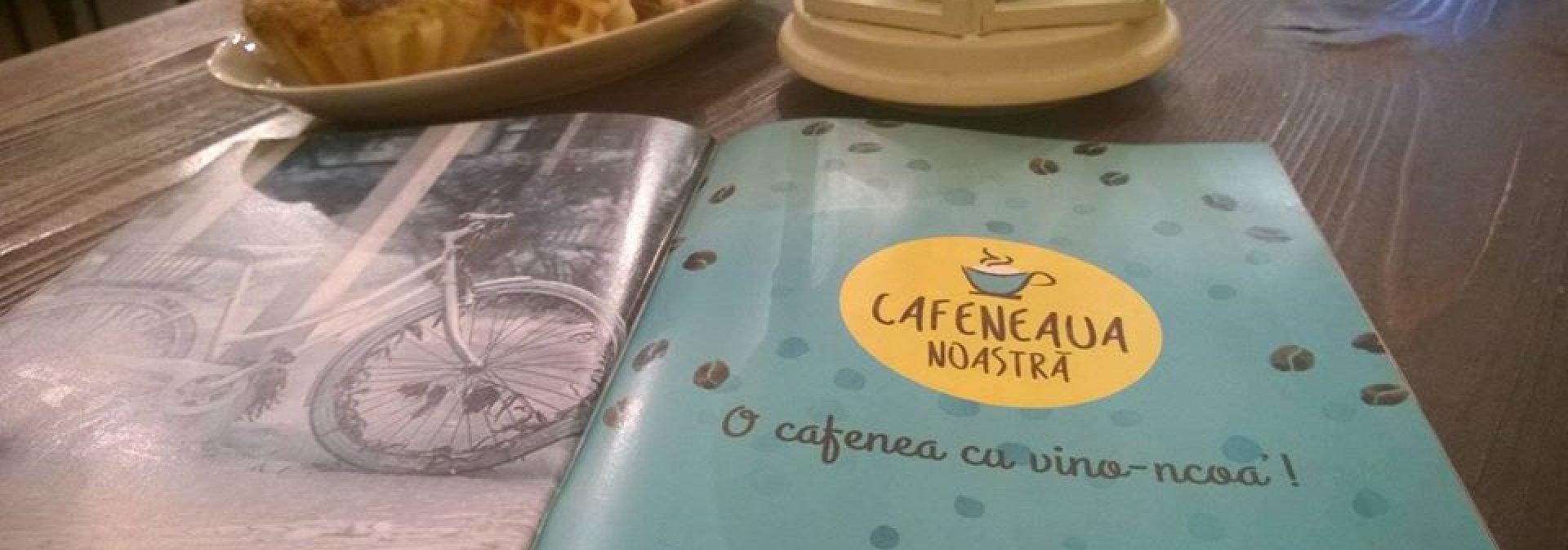 Cafeneaua Noastră, Iași