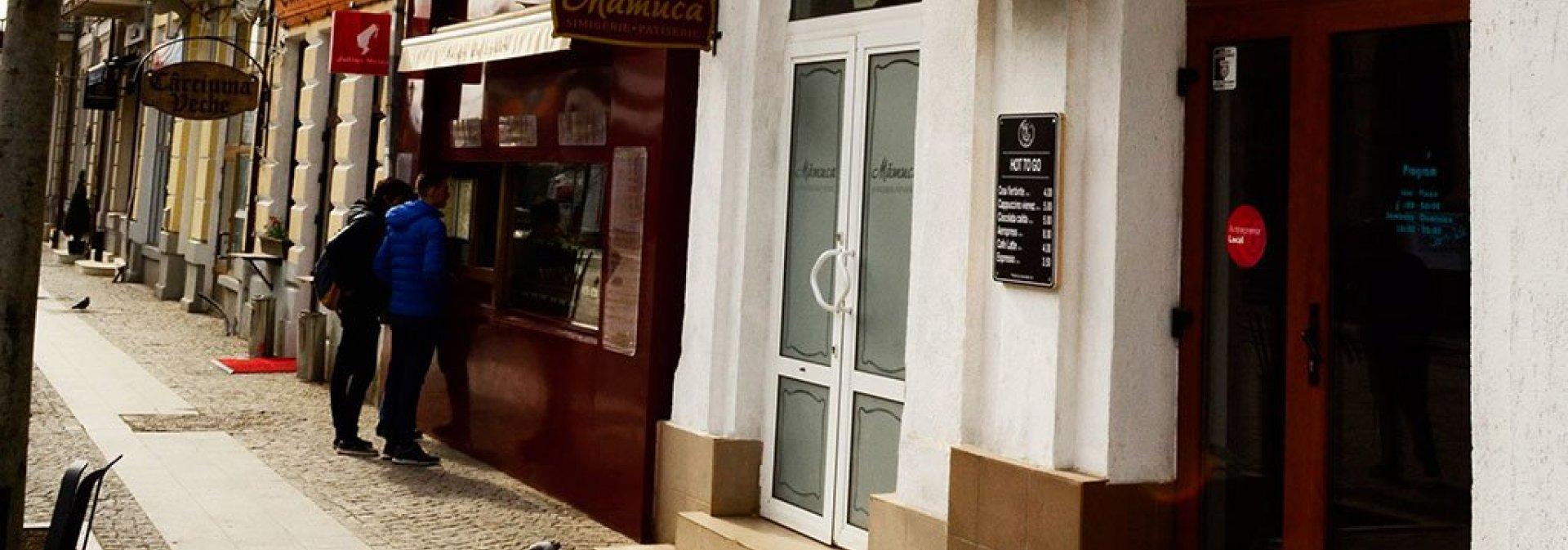 Teo's Café, Iași