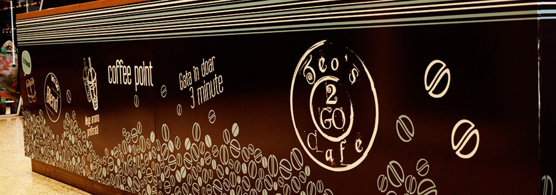 Teo's Café (Iulius Mall), Iași