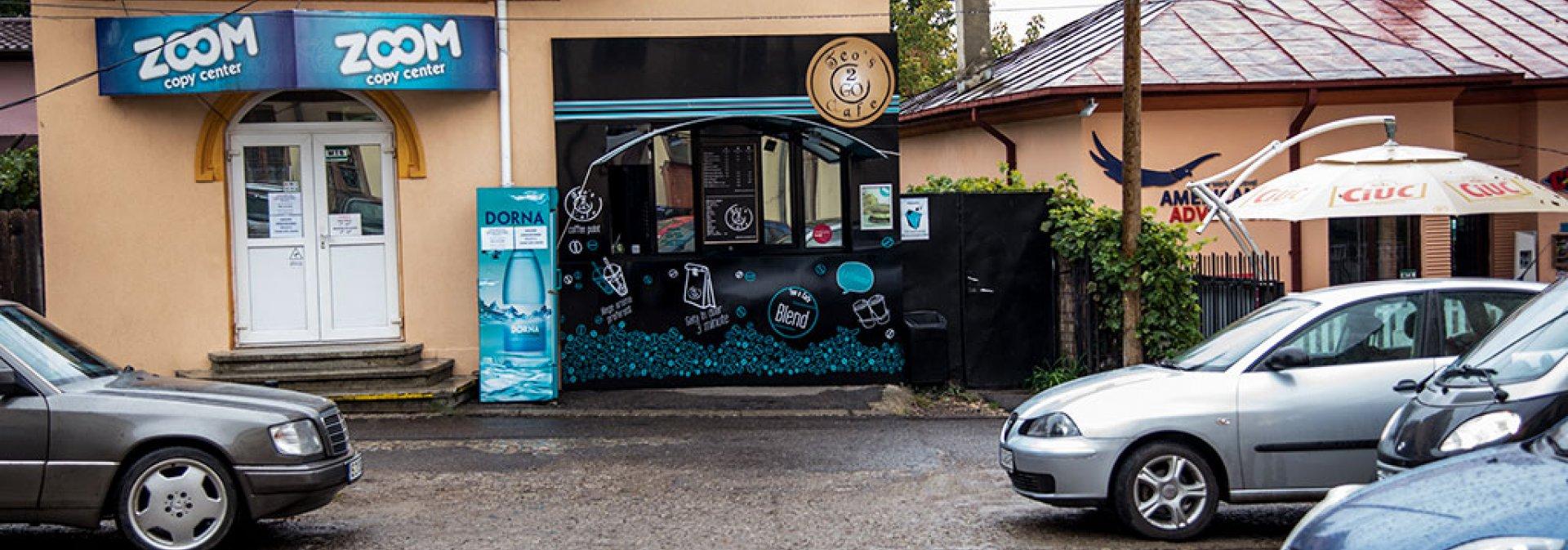 Teo's Café (Copou), Iași