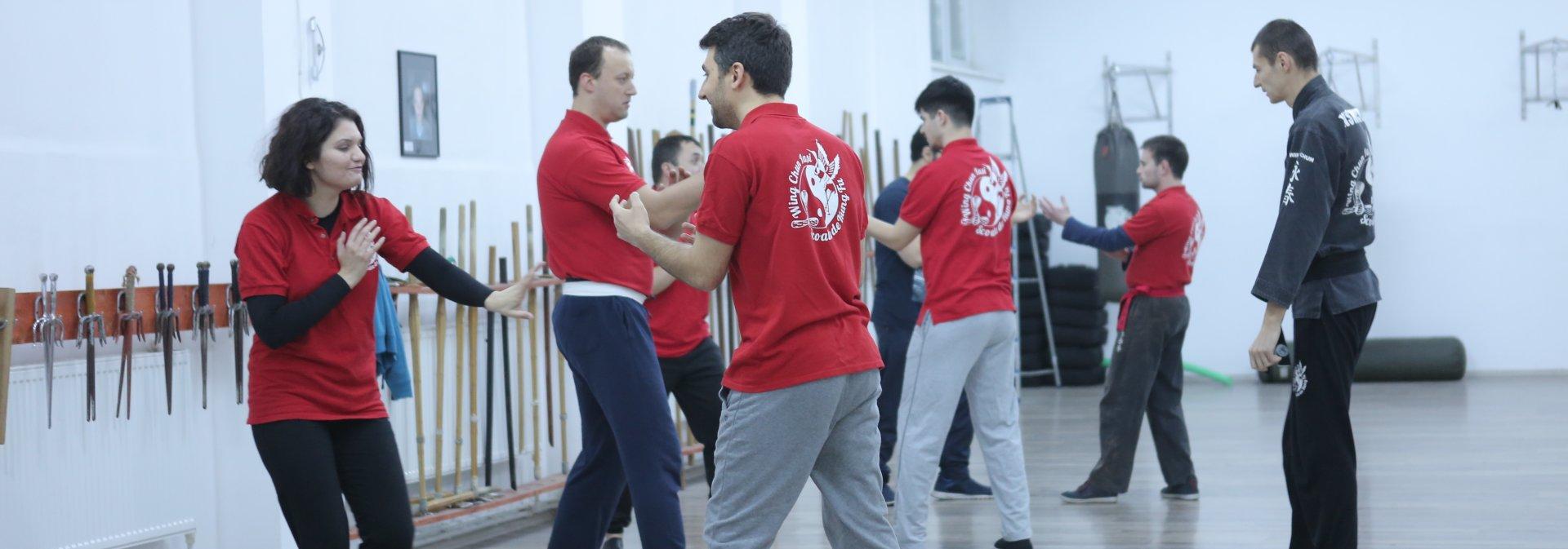 Școala de Kung Fu Ving Tsun (Nicolina), Iași