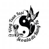 Logo Școala de Kung Fu Ving Tsun (Nicolina)