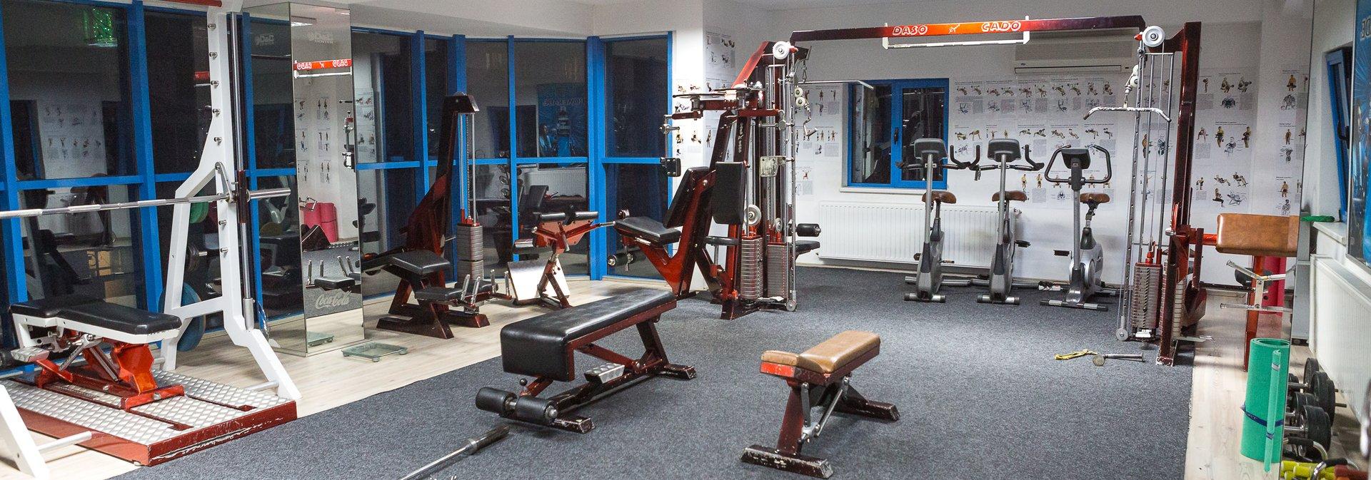 D&C Sport Center, Iași