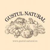 Logo Gustul Natural