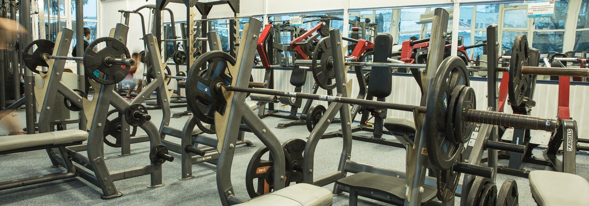 Flex Gym, Iași