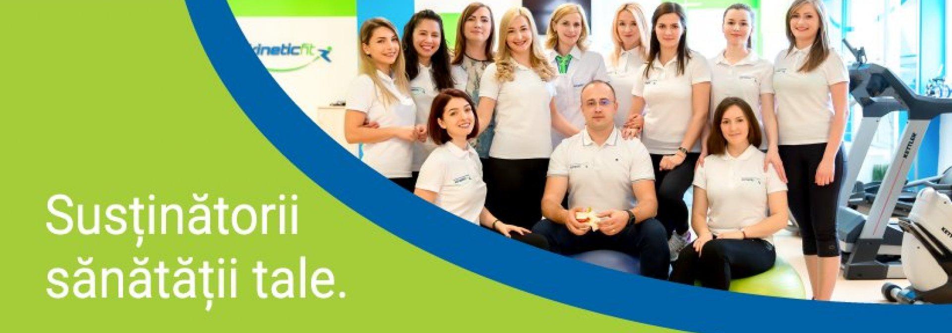 KineticFIT Recuperare Medicală, Iași