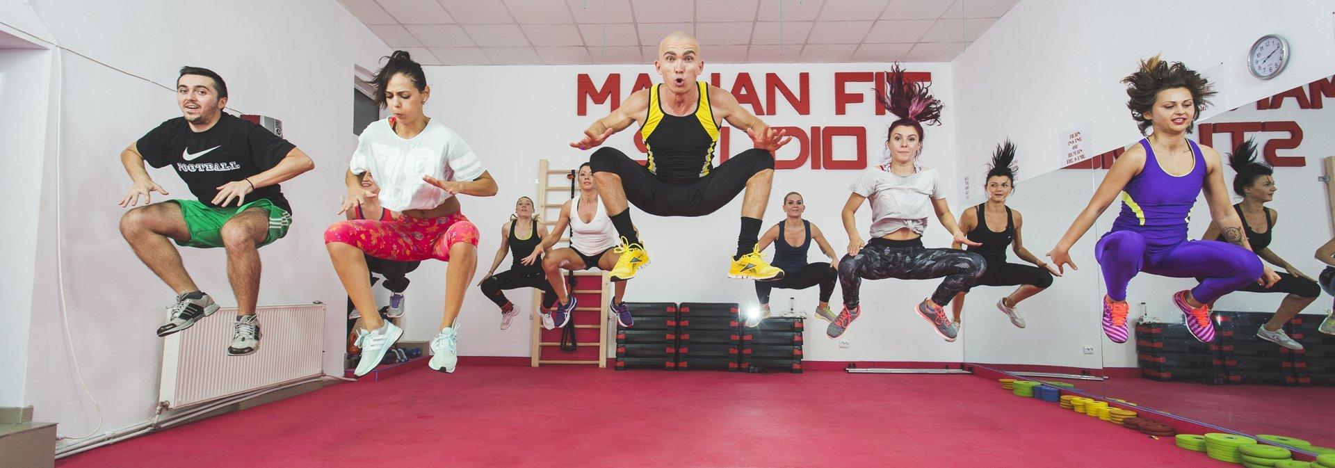 Marian Fit Studio, Iași