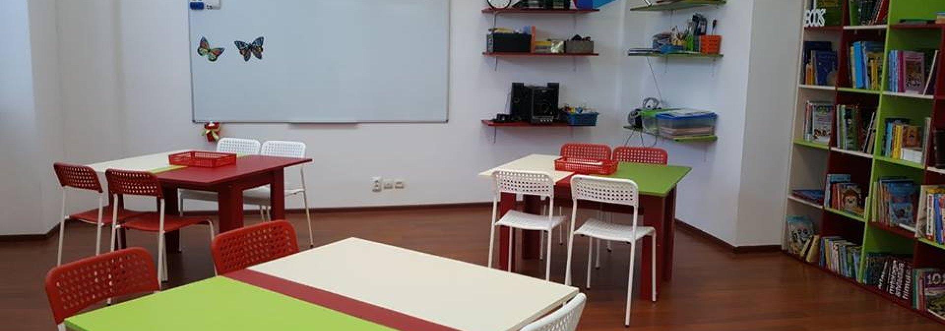 Centrul Educațional Tempus, Iași