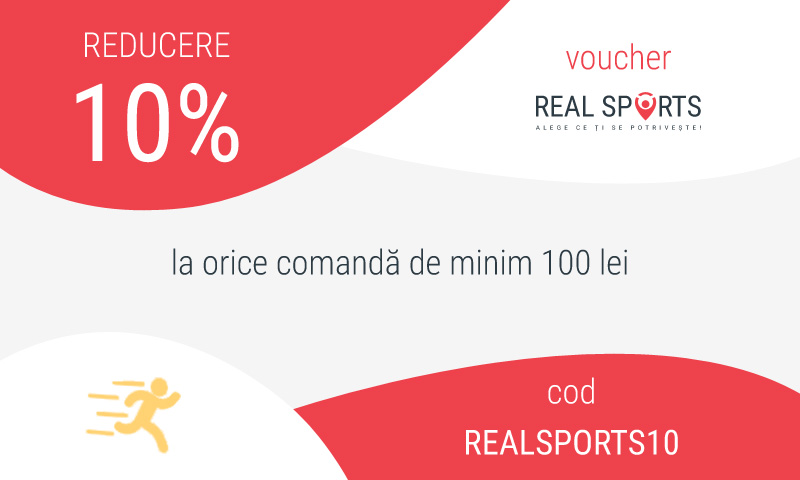 Voucher Real Sports